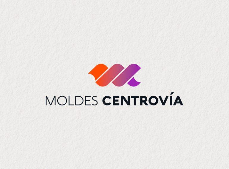 Moldes Centrovía | Identity